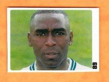 England Andy Cole Blackburn Rovers 89